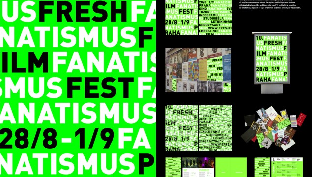 Fresh Film Fest Visual Design Proposals by Students of Scholastika